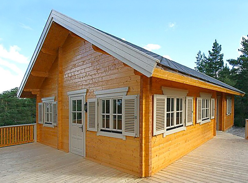 Planning permission for log cabins